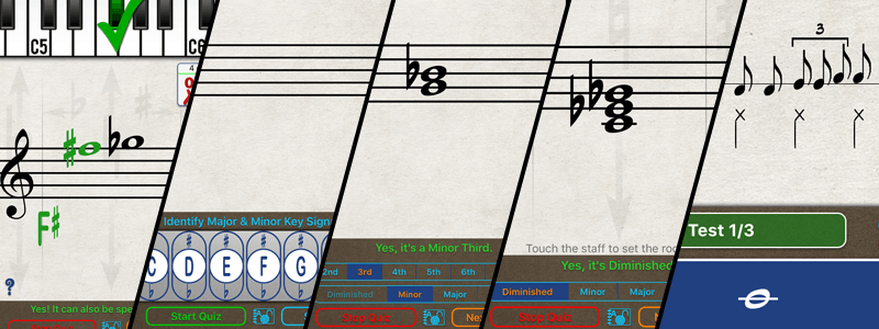 Patrick Q  Kelly - Music Theory Basics for iPhone