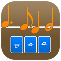 Music Theory Rhythms for iPhone