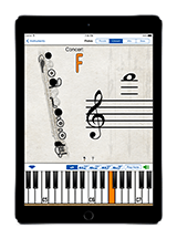 Fingering for iPad Screenshot 1