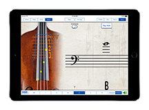 Fingering Strings iPad Screenshot 2