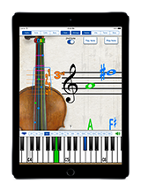 Fingering Strings iPad Screenshot 3