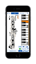 Fingering Woodwinds for iPhone Screenshot 2