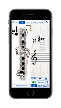 Fingering Woodwinds for iPhone Screenshot 3